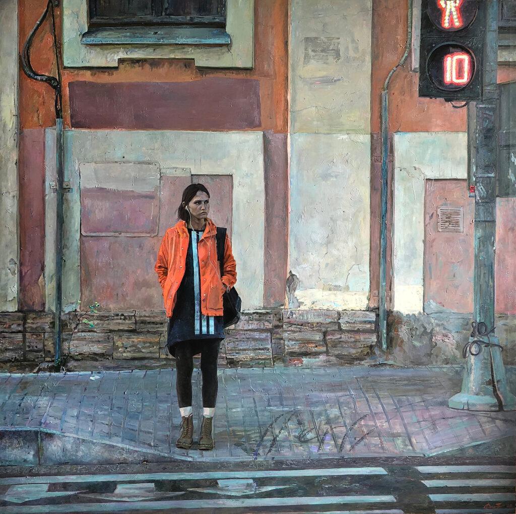 Dmitrenko Andrew, artist, painting, Nikartacademy, 尼古拉-德米特连科 油画家